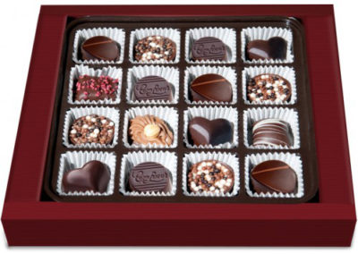 L Harmonie 207g dark chocolates 207g 013268 open new-500x500 cut