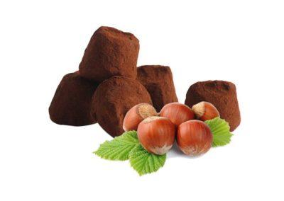 noisettes.truffes600x600 hazelnut