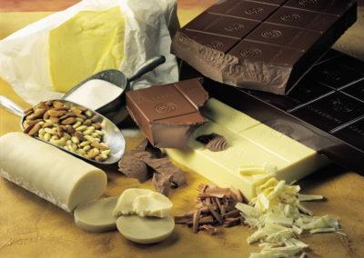 Ducdo PR kép - csoki cukor mandula