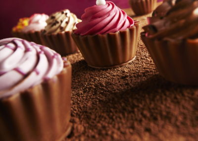 cupcakes sfeer