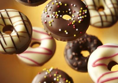 donuts sfeer