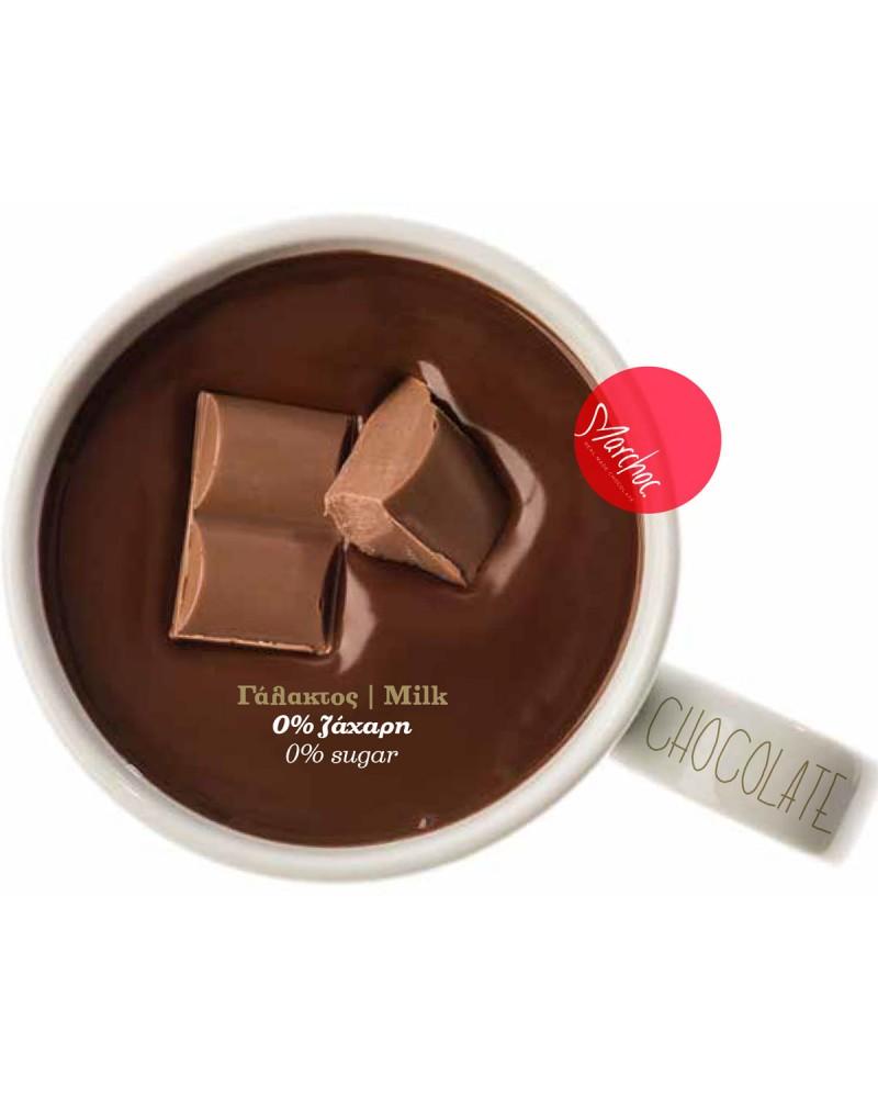 marchocolate milk chocolate 0%sugar2